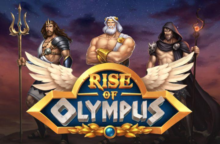 rise of olympus slots info uk