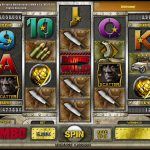 rambo slot screenshot